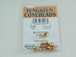 tungston coneheads from Rangeley Maine fly fishing shop