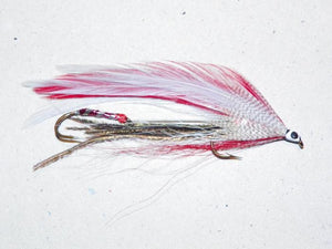 red grey ghost from Rangeley Maine fly fishing shop