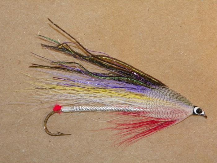 Magog Smelt #2 8X Long from Rangeley Maine fly fishing shop