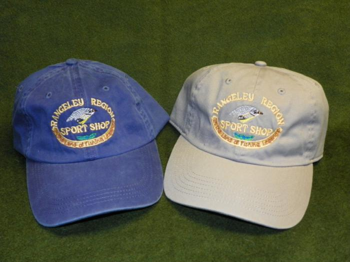 Rangeley Region Sports Shop Logo Hat