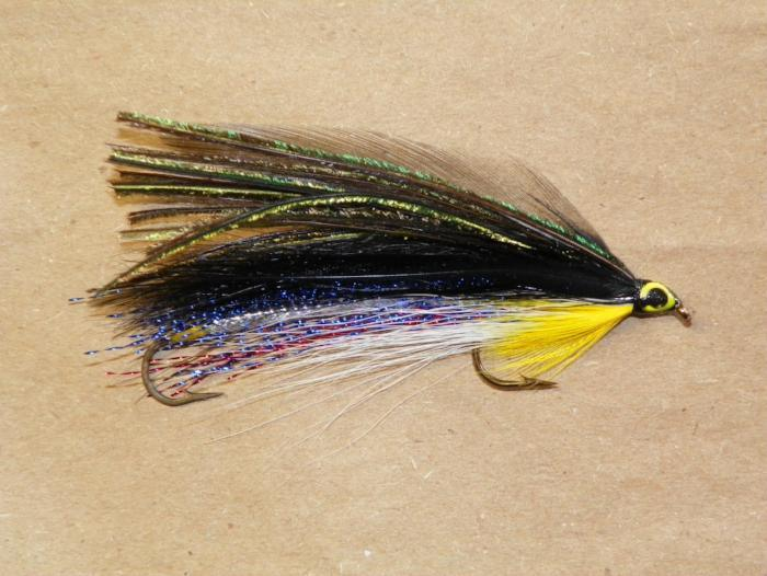 Kennebago Smelt from Rangeley Maine fly fishing shop