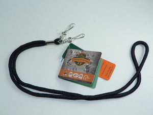 sportdog lanyard double clip from Rangeley Maine fly fishing shop