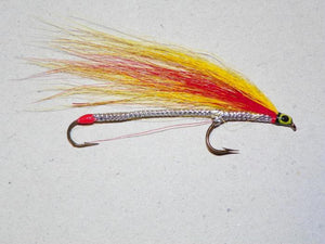 Mickey Finn from Rangeley Maine fly fishing shop