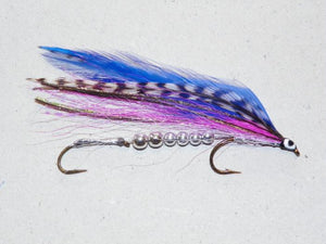 sneeka with beads from Rangeley Maine fly fishing shop
