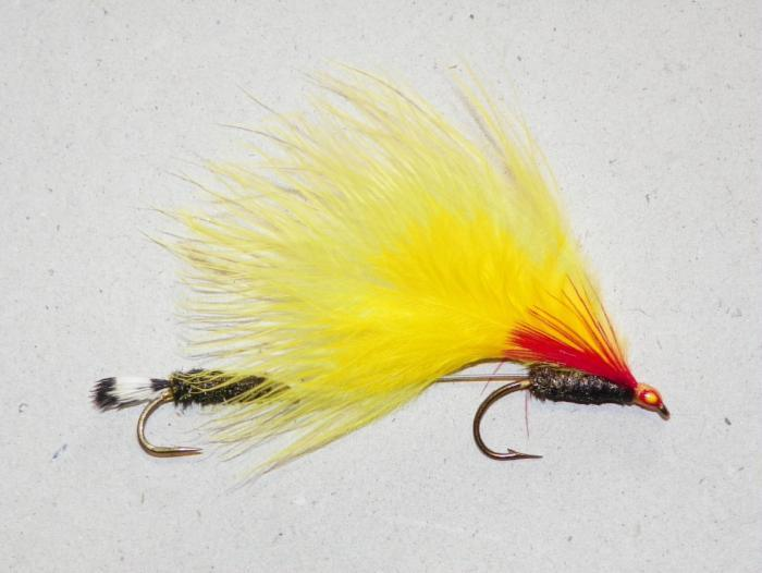 Light Edson Tiger-Marabou