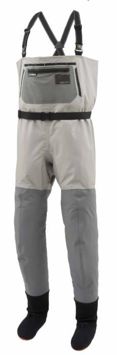 simms headwaters pro stockingfoot waders from Rangeley Maine fly fishing shop