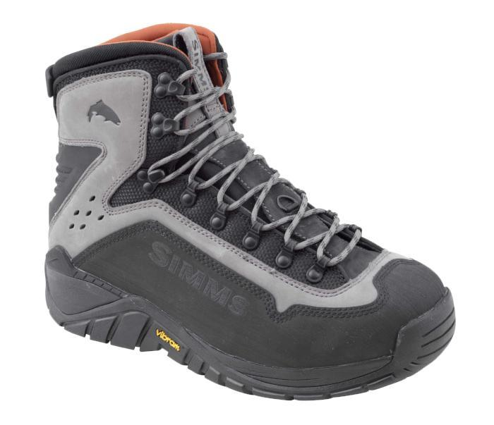 simms g3 guide boot from Rangeley Maine fly fishing shop