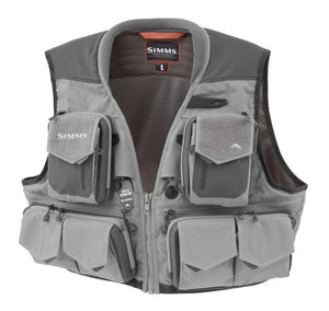 simms g3 guide vest from Rangeley Maine fly fishing shop