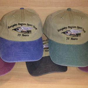 75th Anniversary Hats