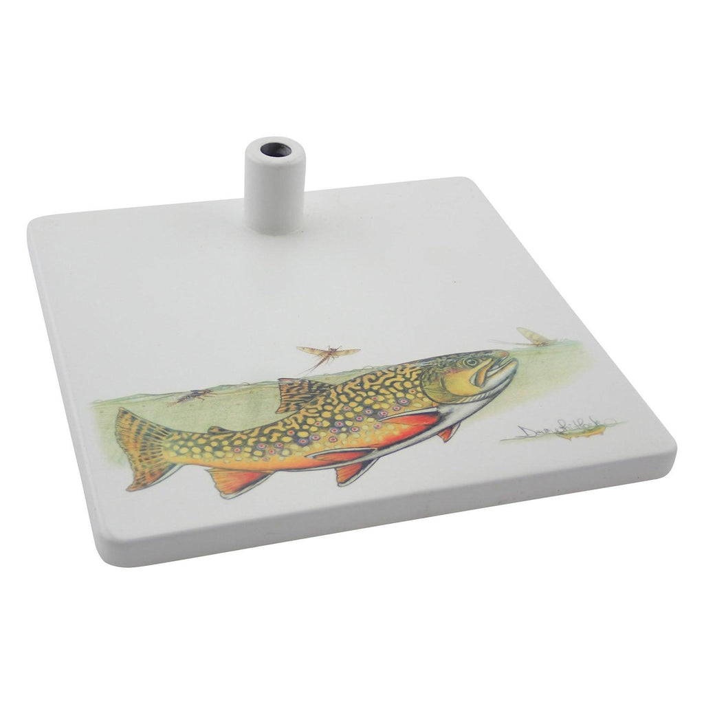 Dave Whitlock Brook Trout Vise Base