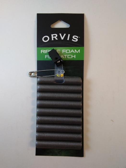 orvis ripple foam fly patch from Rangeley Maine fly fishing shop