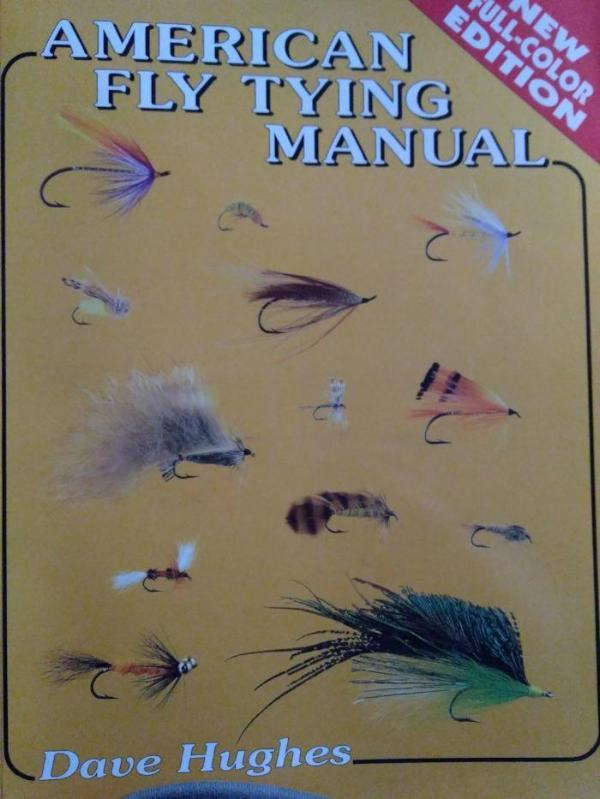 book American Fly Tying Manual excellent reference for fly tiers