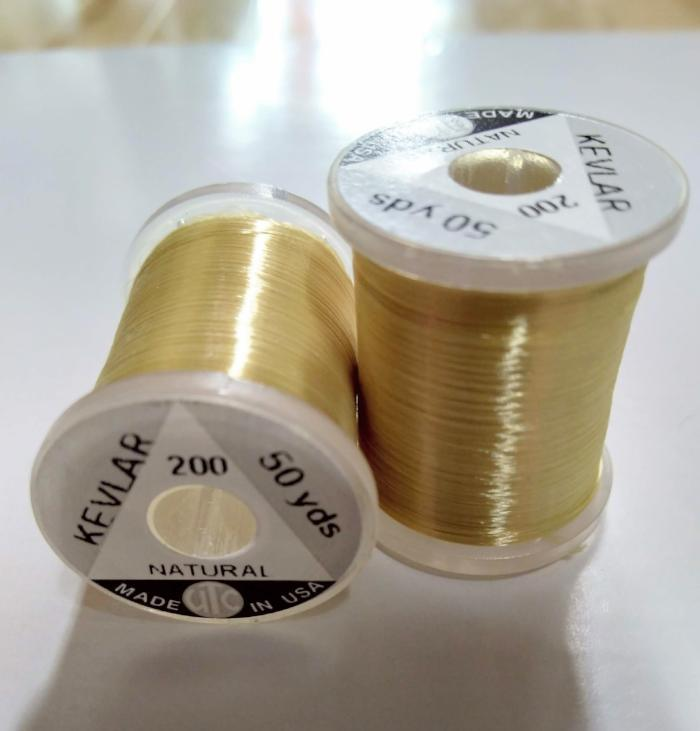 Kevlar Thread from Rangeley Maine fly fishing shop