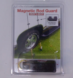 Magnetic Fly Rod Holder