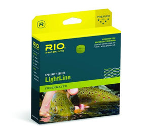 rio light line from Rangeley Maine fly fishing shop