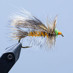 andro stone at a maine fly shop