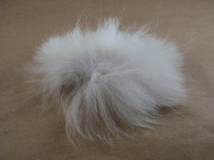 arctic fox fur for tying streamers and other fishing flies
