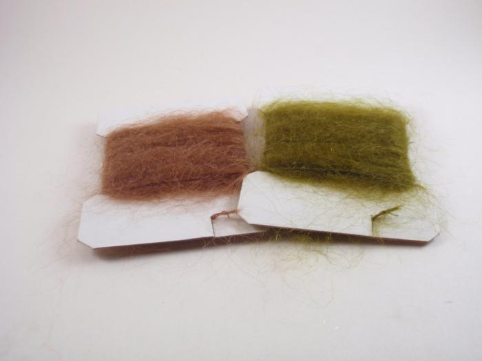 Leech Yarn Mohair from Rangeley Maine fly fishing shop