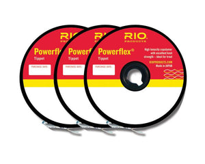 Rio Powerflex Tippet 3 packs