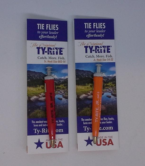 Ty-Rite fly fishing tool