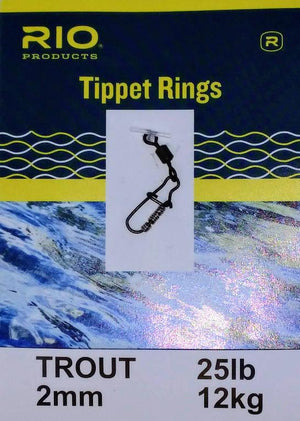 Tippet Rings - Rio