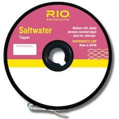 saltwater nylon tippet from Rangeley Maine fly fishing shop