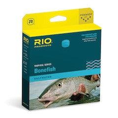 rio bonefish line from Rangeley Maine fly fishing shop