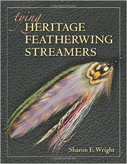 tying heritage featherwing steamers by sharon e wright from Rangeley Maine fly fishing shop