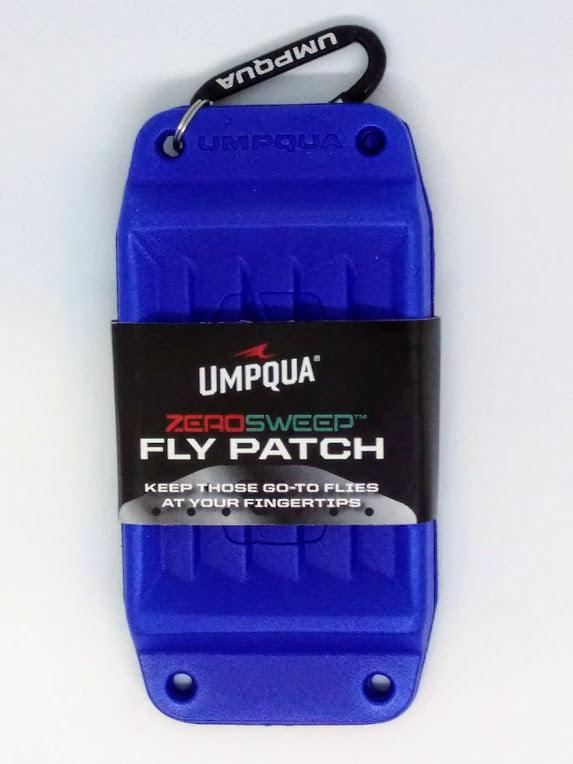 Umpqua Zero Sweep Fly Patch