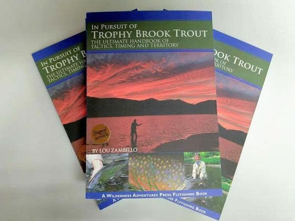 In Pursuit of Trophy Brook Trout