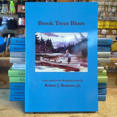 Brook Trout Blues by Robert J. Romano