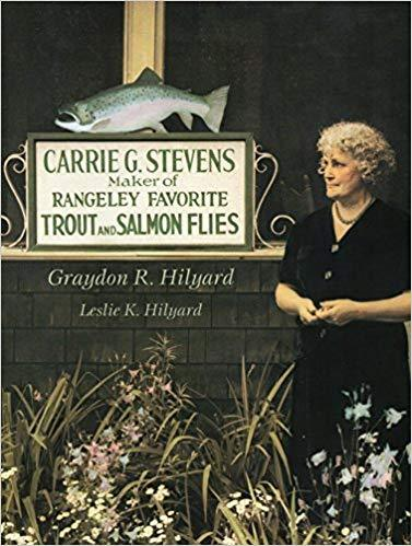 Carrie G. Stevens Maker of Rangeley Favorite Trout and Salmon Flies