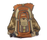 back view of Fishpond USA's Wasatch Tech pack and large storage