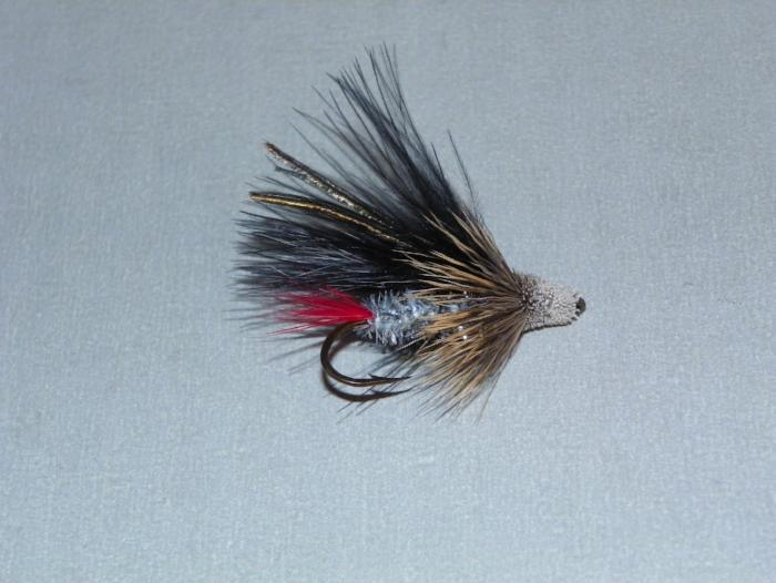 Marabou Muddler from Rangeley Maine fly fishing shop