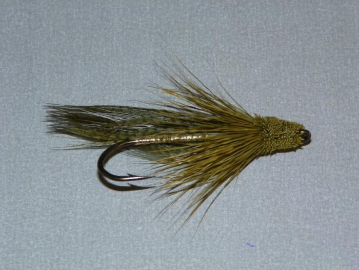 Kennebago Muddler from Rangeley Maine fly fishing shop