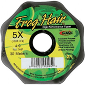 Frog Hair Tippet
