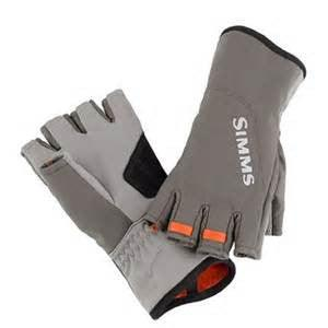 simms exstream half finger glove from Rangeley Maine fly fishing shop