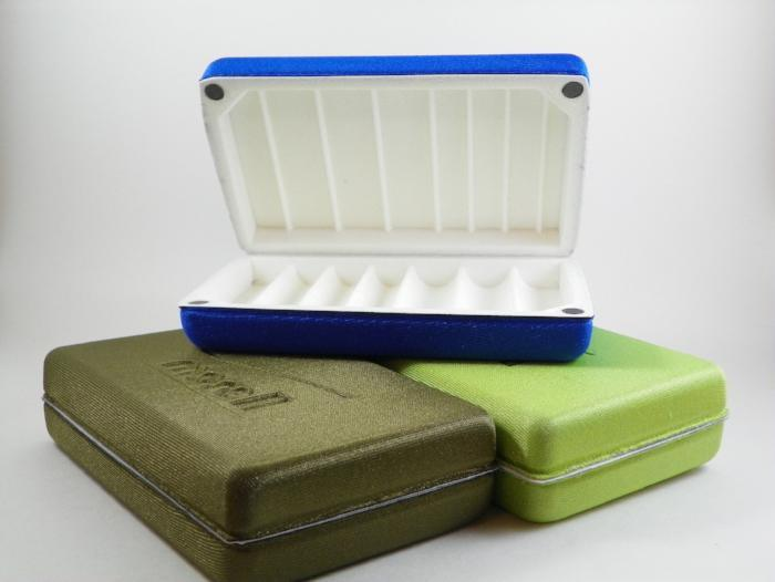 Morell Fly Box from Rangeley Maine fly fishing shop