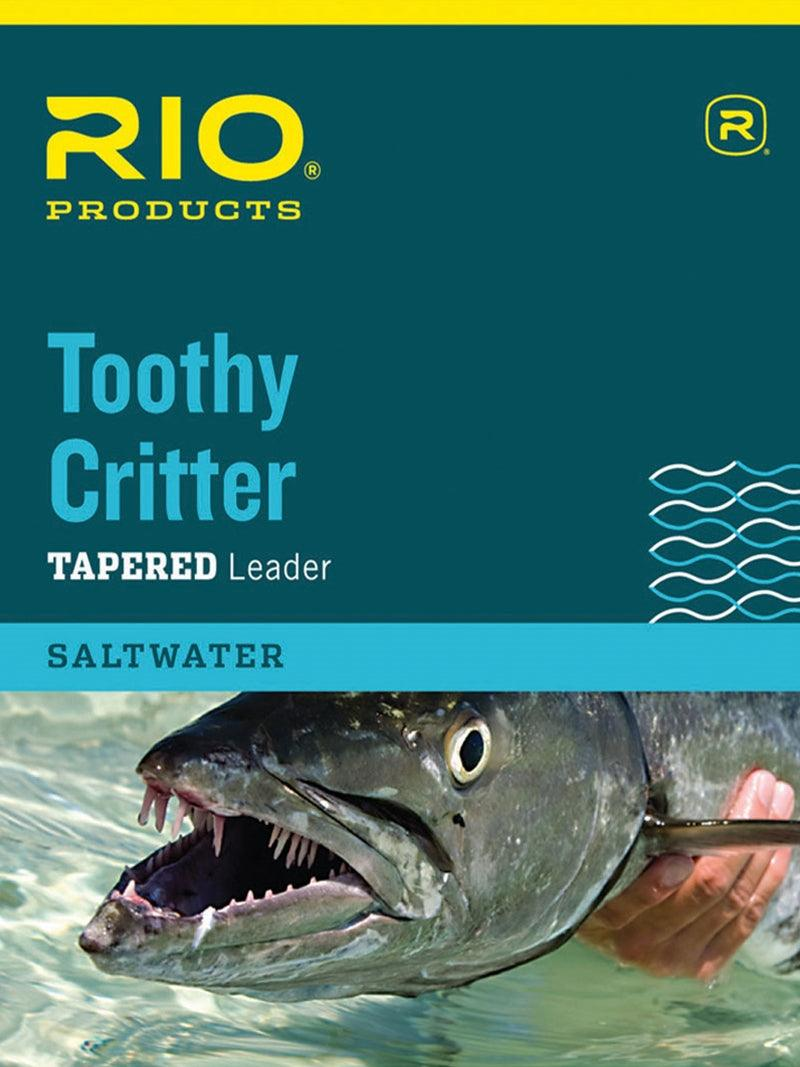 Rio Toothy Critter Tapered Leader