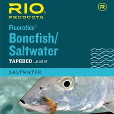 Rio Fluoroflex Tapered Bonefish / Saltwater Leader