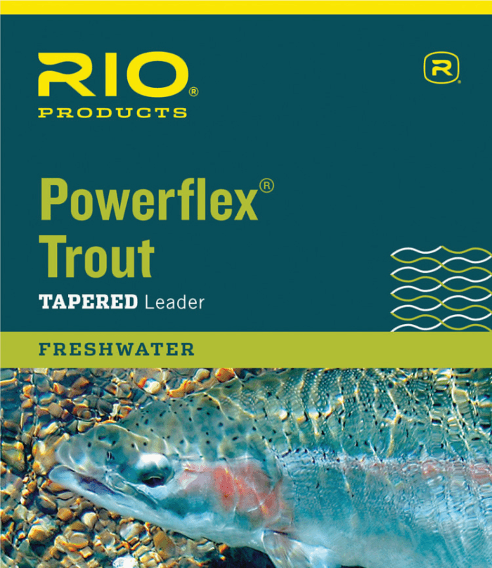Powerflex Trout Leaders