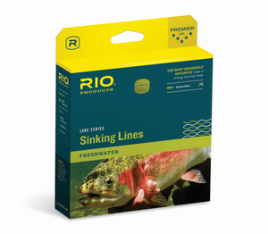 rio lake series intouch sinking line from Rangeley Maine fly fishing shop
