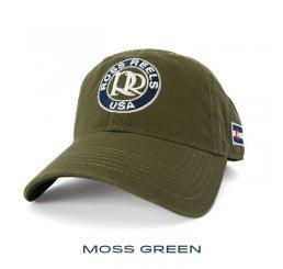 ross baseball cap from Rangeley Maine fly fishing shop