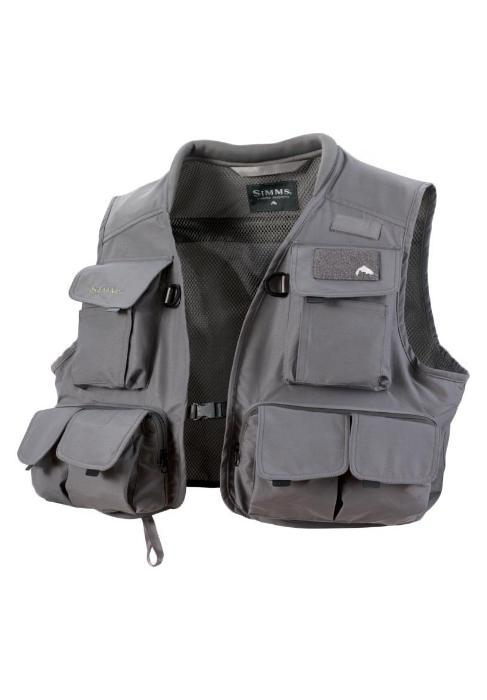 simms freestone vest from Rangeley Maine fly fishing shop
