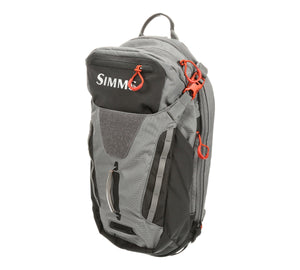 simms sling pack from the rangeley fly shop