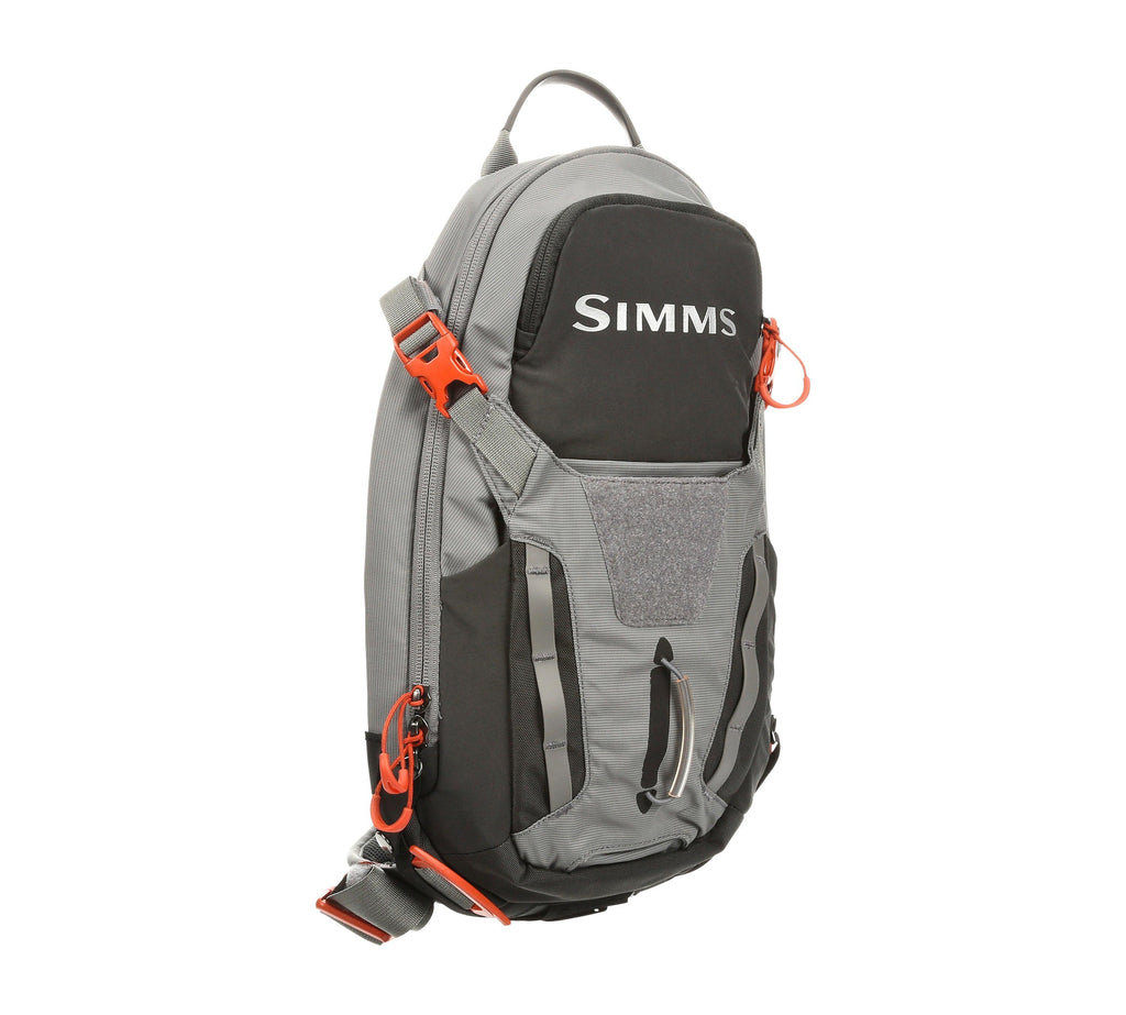 simms sling at a maine fly shop