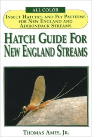 Hatch Guide for New England Streams by Thomas Ames