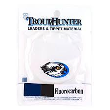 trouthunter fluorocarbon leader from Rangeley Maine fly fishing shop