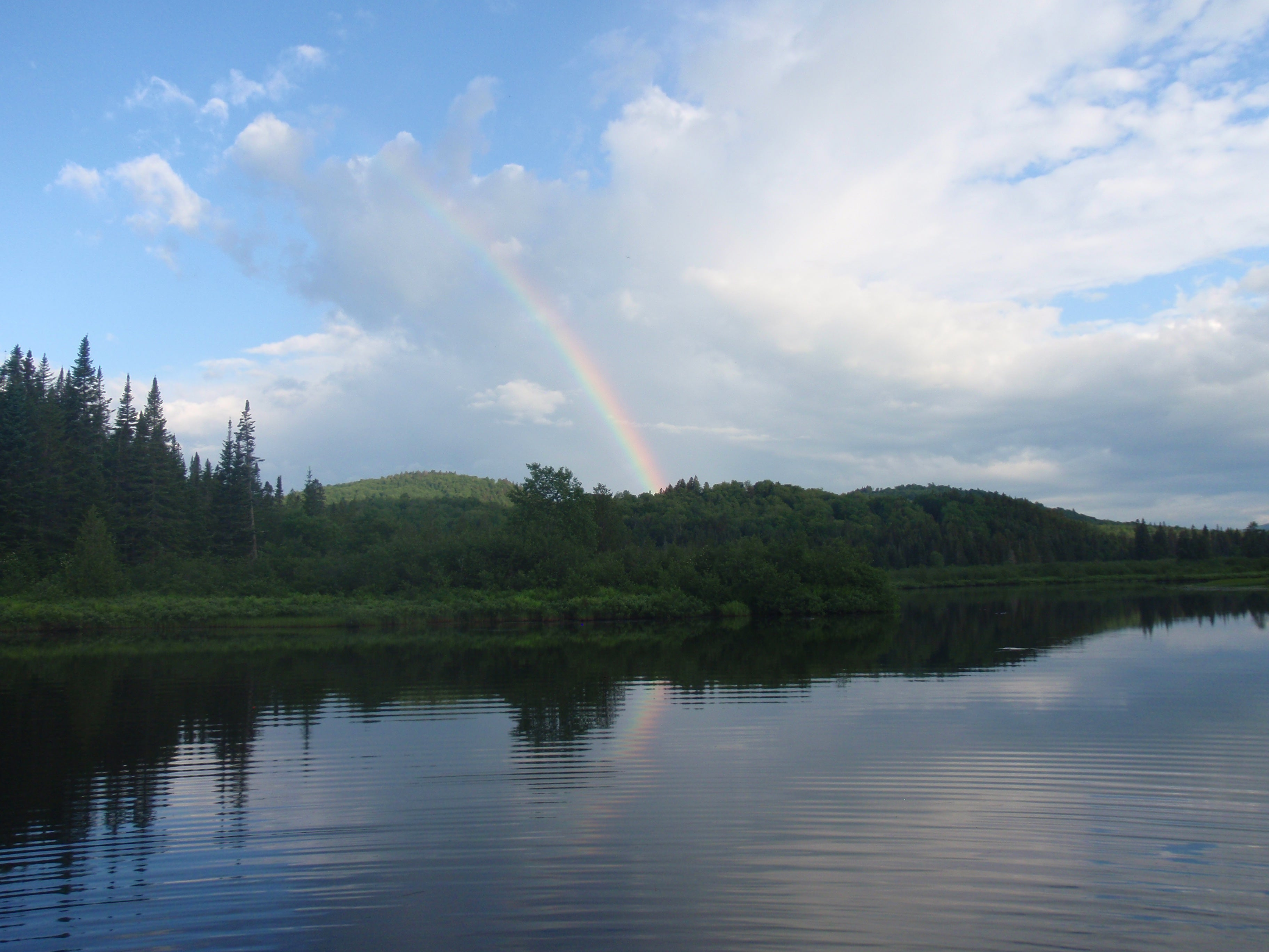 Maine Fly Fishing Guide Small Ponds