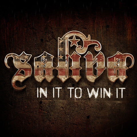 In It To Win It - Saliva - Rum Bum Records